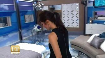 Big Brother 17 House - Julie Chen in HoH room