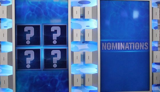 Big Brother nominations memory wall