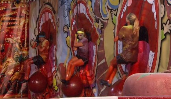 Big Brother 17 Final HoH endurance comp