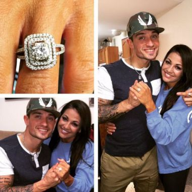 Caleb Reynolds & Ashley Jay engagement ring - 01