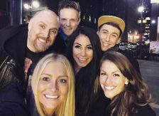Big Brother HGs out having fun