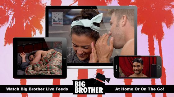 Big Brother Live Feeds for Big Brother 18