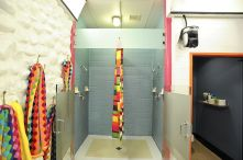 Bathroom showers for Big Brother 18