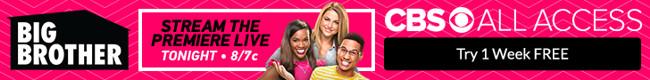 Stream BB19 season premiere on All Access