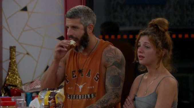 Matthew Cline breaks the rules on Big Brother 19