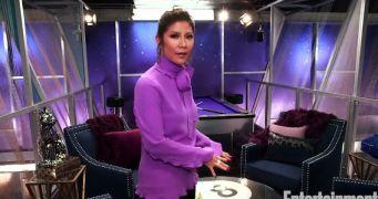 Celebrity Big Brother sky lounge