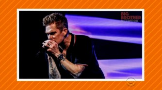 Mark McGrath on Celebrity Big Brother