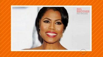 Omarosa Manigault on Celebrity Big Brother