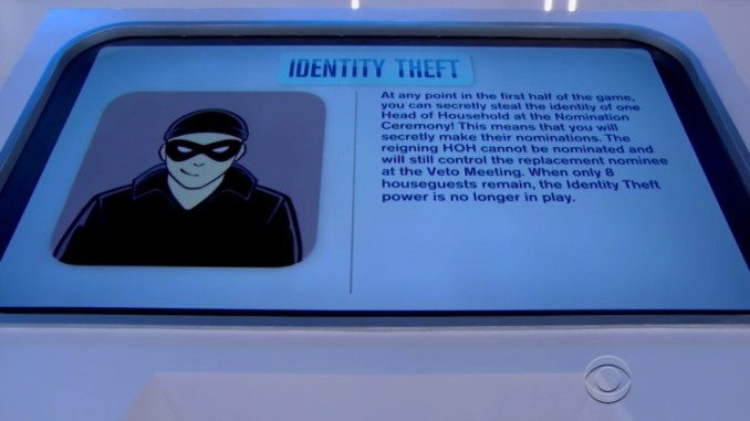 Identity Theft - App Store Power