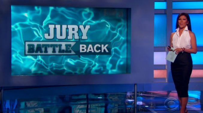 Big Brother 20 - Jury Battle Back