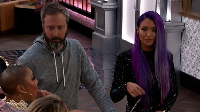 Watch it celebrity big brother 2019 houseguests move in video big brother network for Celebrity watches 2019