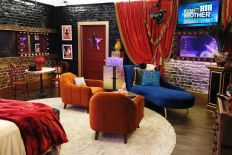Celebrity Big Brother 2019 house HOH room 02