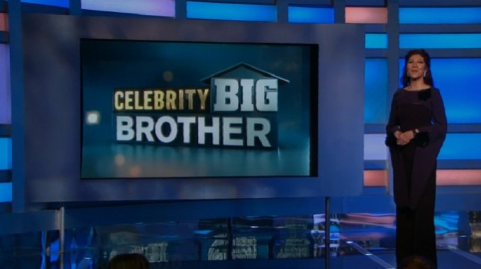 Julie Chen on Celebrity Big Brother 2019