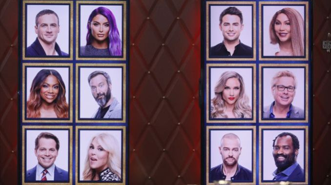 Who presents celebrity big brother 2019