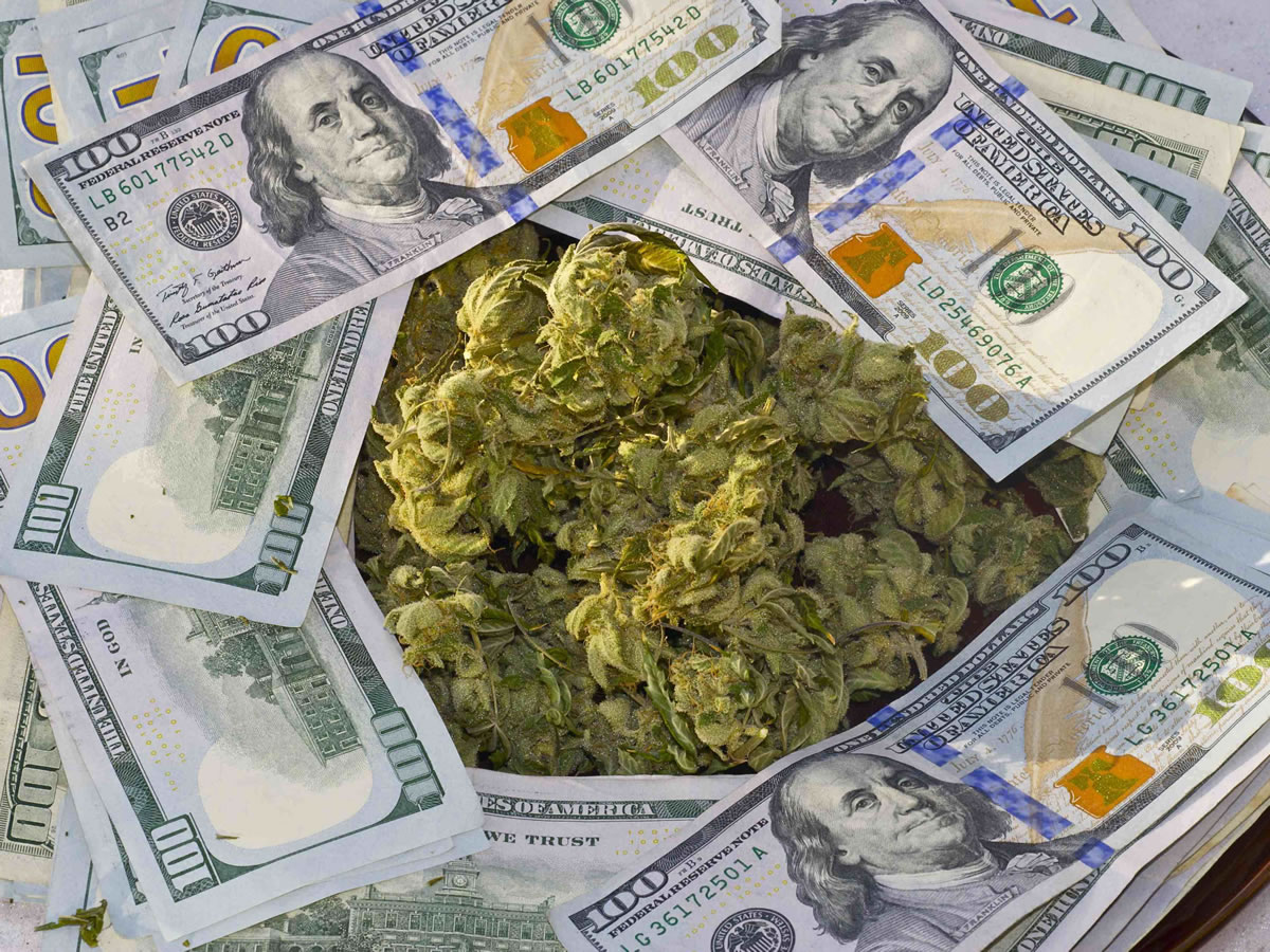Marijuana Money