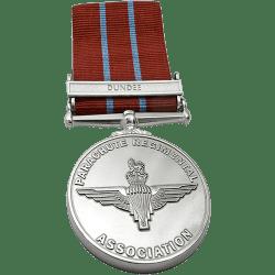 Parachute Regiment Medal Commemorative