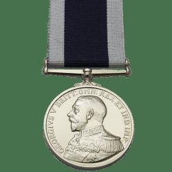 Royal Naval Long Service And Good Conduct LSGC Medal GV