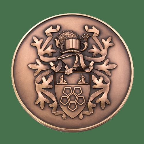 London Southbank University Medal Front