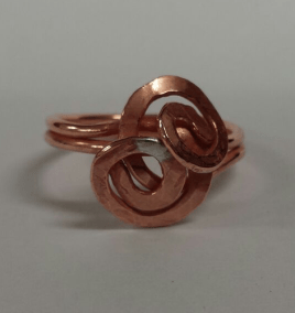 Jewellery course ring no.2