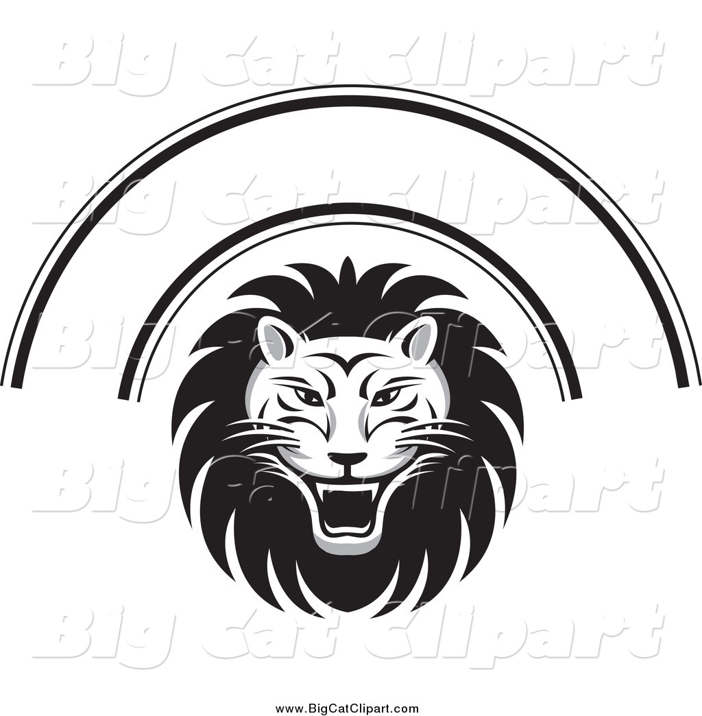 Royalty Free Logo Stock Big Cat Designs