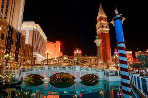 Достопримечательности Лас-Вегаса 2