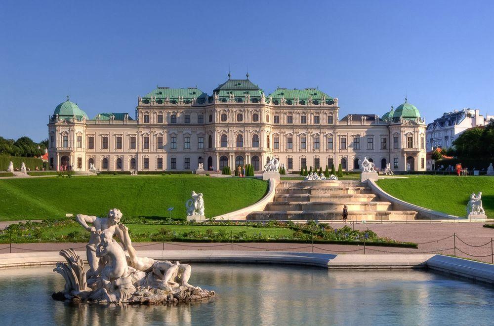 Столица Австрии – Вена