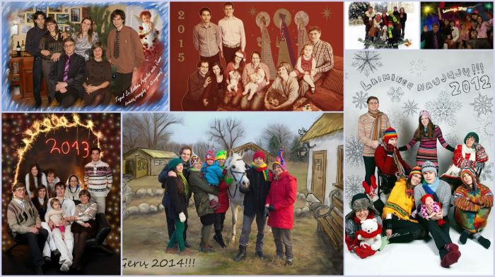 Lithuania family traditions