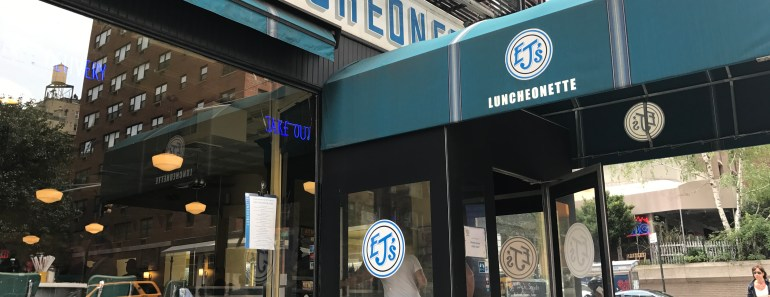 EJ's Luncheonette Review: One Of Manhattan's Best Luncheonettes