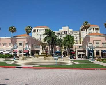Mizner Park, Boca Raton Florida
