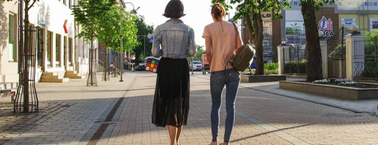 Women's Shoes For City Walking