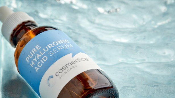 Cosmedica Skincare Pure Hyaluronic Acid Serum for Skin by Cosmedica Skincare 2 Oz