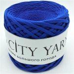 Βαμβακερό νήμα για πλέξιμο, Big City Yarn, Κόμπαλτ