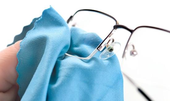 Лучший способ очистить очки