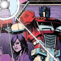 Review - Optimus Prime #7 (IDW Publishing)