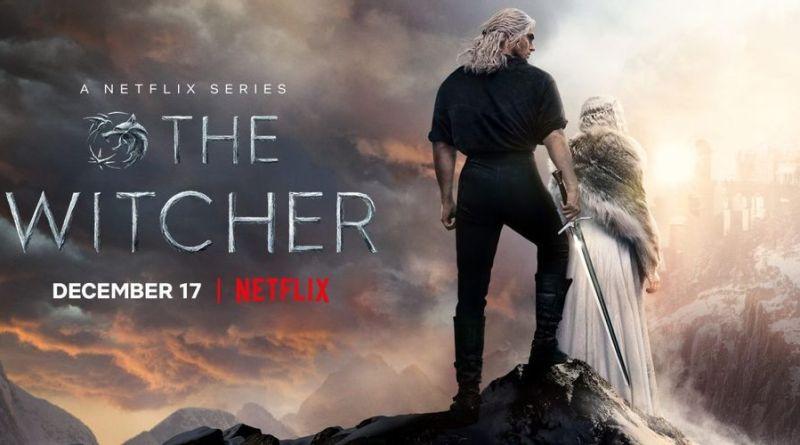 Постер второго сезона Ведьмака показывает, что Геральт и Цири приближаются к Каэр Морхен