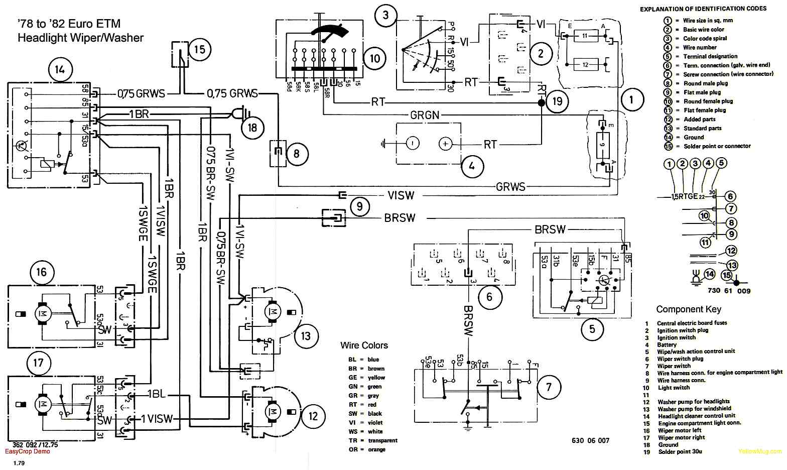 Need The Ece European Wiring Diagram