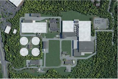 New Facility Layout