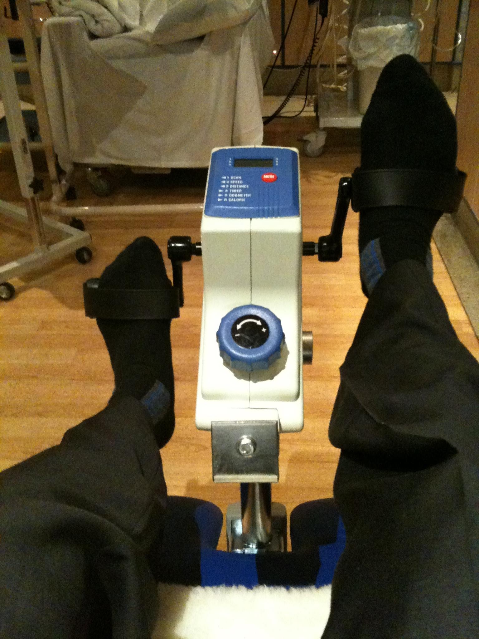 Using the Exerciser