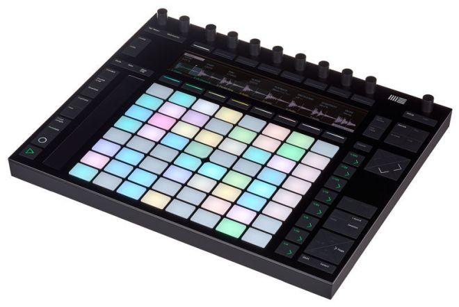 Use 3rd Party Drum Plugins with the Ableton Push Controller