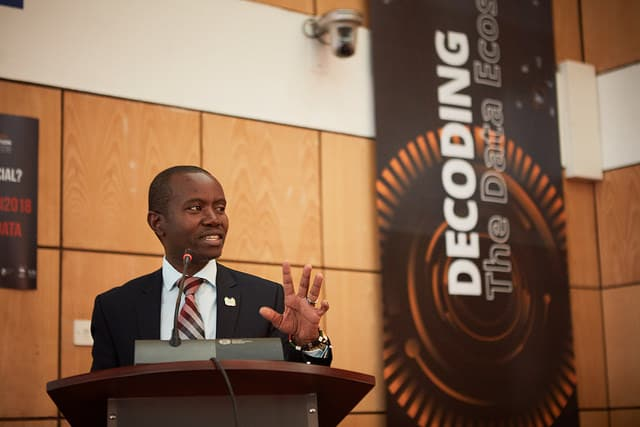 Kenya's ICT Cabinet Secretary: Data is 'key' to smart farming