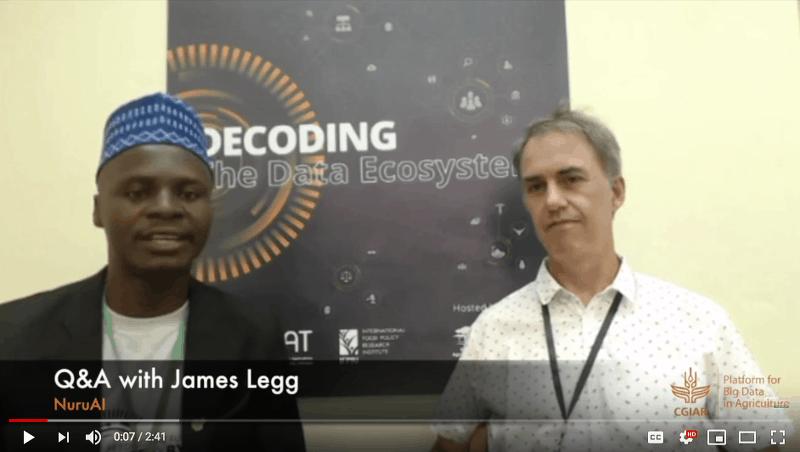 Q&A with James Legg from NuruAI