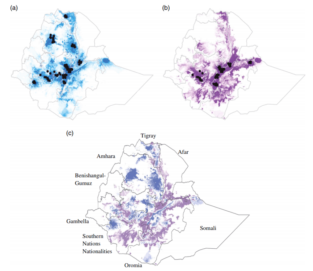 Mapping Suitability of Chicken Breeds in Ethiopia