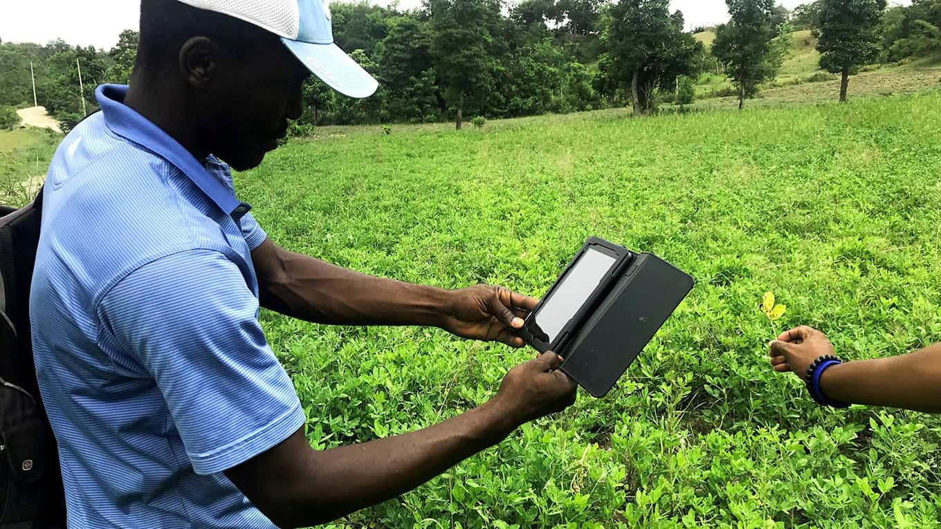 FarmForce: Digital management of smallholders to enable sustainable agricultural sourcing