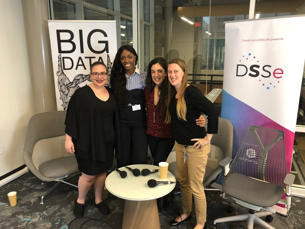 Elevate: A Women in Data Science Panel
