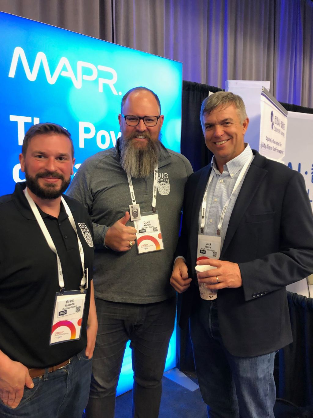 MapR: A Proven Platform for Big Data and AI with Jack Norris