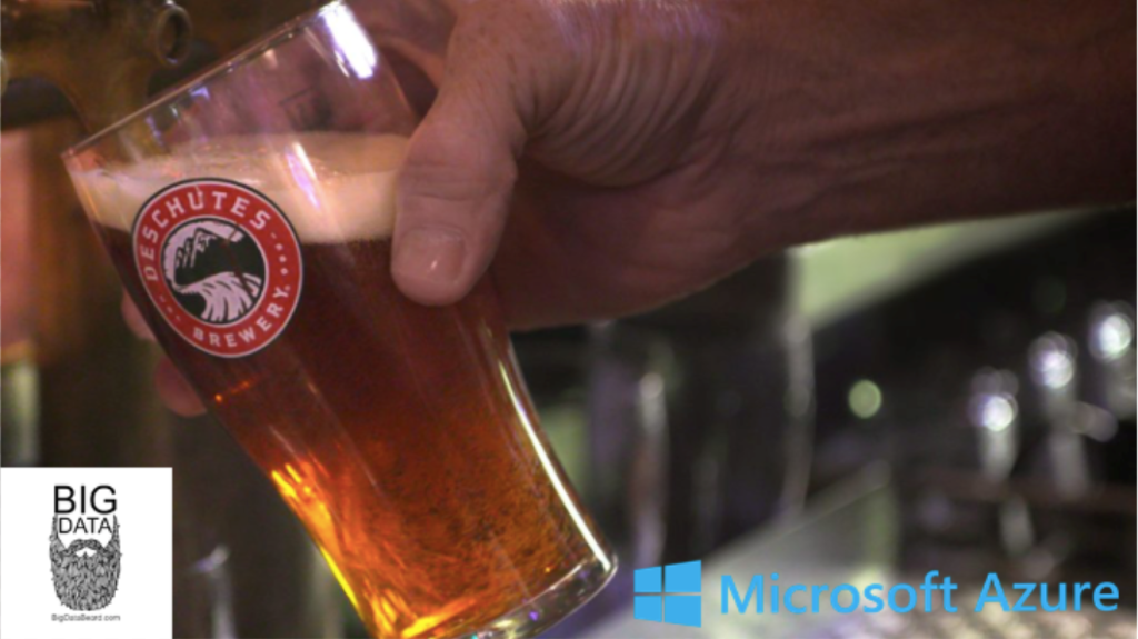 Making Smarter Beer with Deschutes Brewing and Microsoft Azure AI