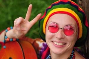 hippie-peace