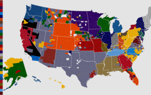 Data Visualization of the NFL and its Fan Base