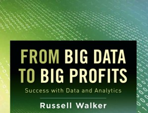 """New Book: From Big Data to Big Profits – Success with Data and Analytics"""""""