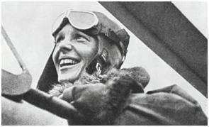 Aviatrix (Amelia Earhart)